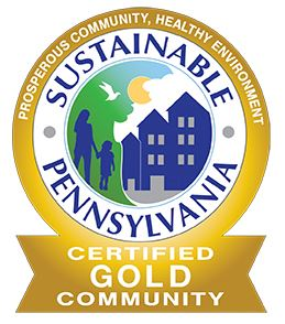 Sustainable PA Gold Logo