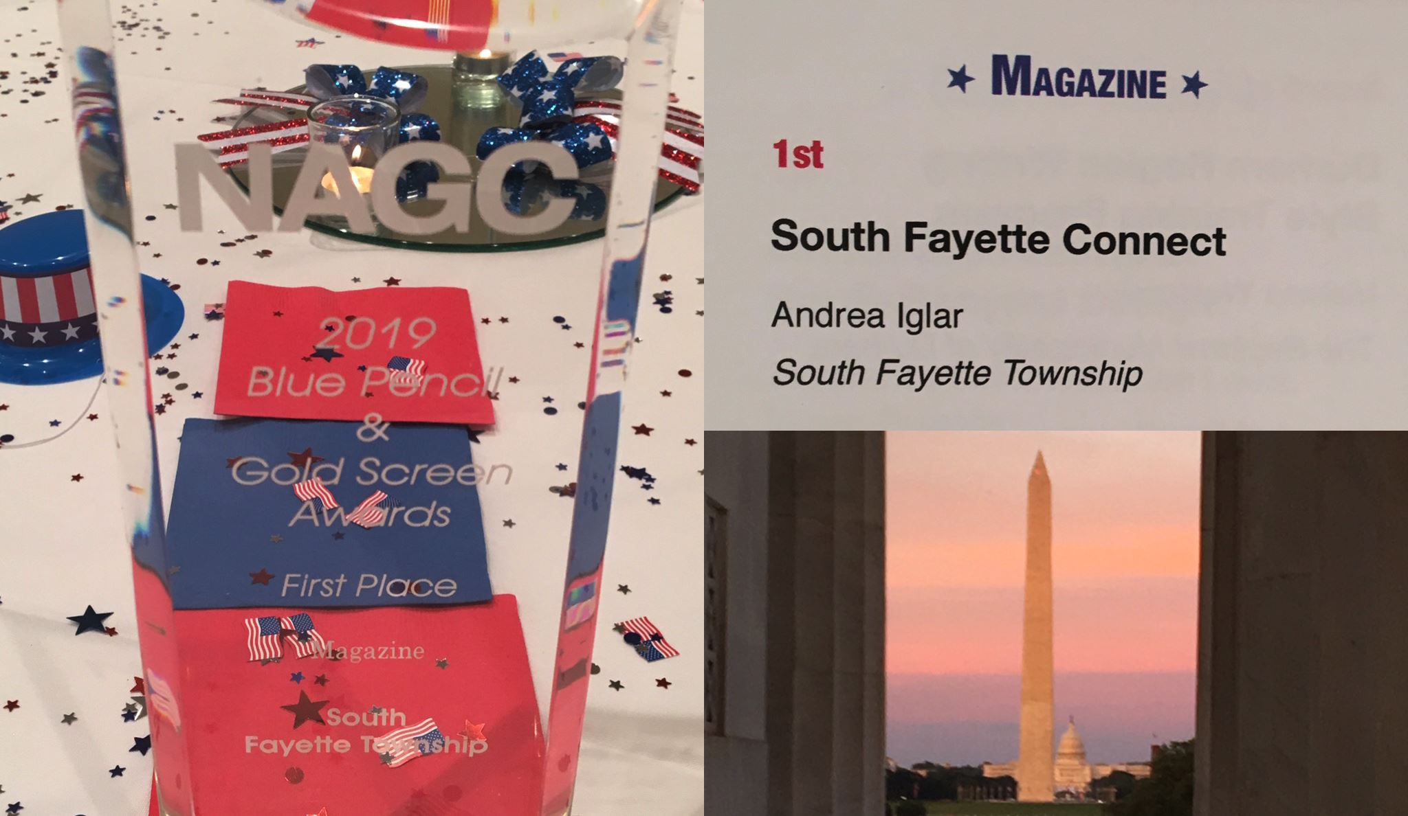 NAGC DC Awards Collage 2019