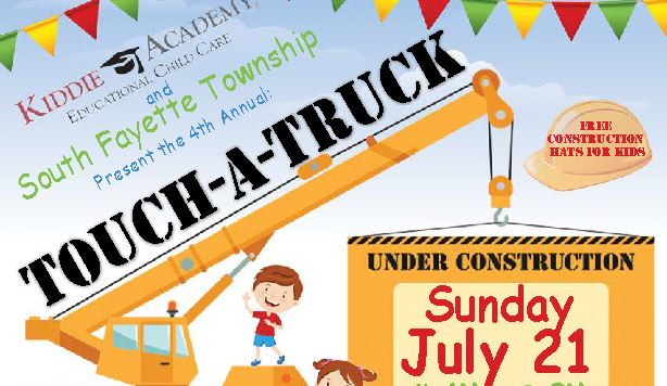 2019 Touch a Truck Flyer Newsflash Thumbnail
